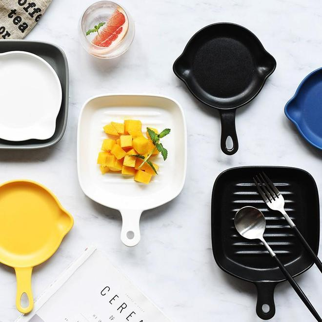 我有美食你有碗和盤子嗎?只有高顏值的餐具才配得上我的廚藝