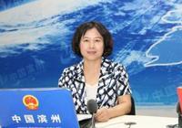 市衛生計生委黨組書記、主任商秀麗網談健康濱州建設