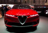 法拉利的手感 X1的顏值 阿爾法·羅密歐新款SUV  預計售價24萬