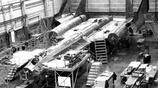 黑鳥高空偵察機從組裝到公開展示再到飛行墜毀的過程