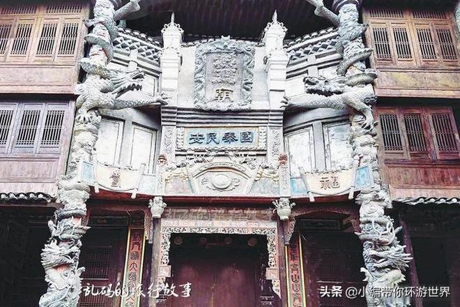 """廣西最美古鎮 顏值不輸陽朔 被譽""""小桂林"""" 門票0元少有人知!"""