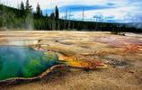 風景圖集:黃石國家公園超級火山風景美圖