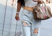"""你知道穿""""乞丐褲""""的女孩有多好看嗎?每個女生有應該有的氣質"""