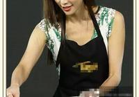 44歲林志玲和42歲趙薇的廚房照,各有韻味!