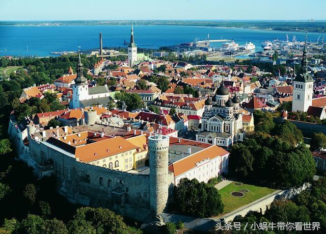 波羅的海之虎——愛沙尼亞