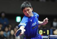 張本智和2-4丹羽孝希無緣季軍,手指受傷,裁判與他中文交流