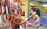 """小巴扎——新疆絲路旅遊商貿的""""新名片"""""""