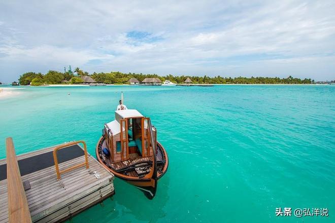 風情馬爾代夫,美麗風景在前不必多言