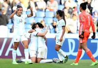 阿根廷女足隊史世界盃第一分的背後