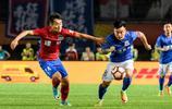 足球——中超:河南建業平上海綠地申花