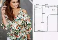服裝愛好者適用服裝裁剪教程款式有紙樣圖