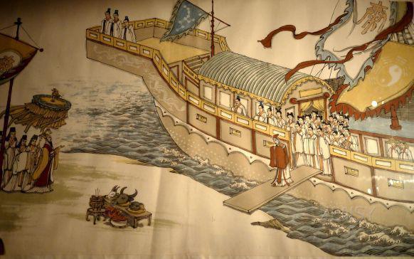 歷史上的徐福去哪兒了?