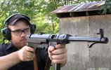 """可使用帕拉貝魯姆手槍彈的、""""施邁瑟衝鋒槍"""""""