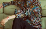 成熟了的王珞丹,另外一種風韻的她你喜歡嗎?