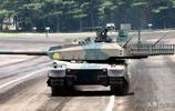 世界各國主戰坦克同角度對比,性能各具特色,大家最喜歡哪款?