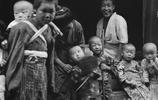 老照片:日本明治維新時期,明治天皇治理下普通百姓的歷史照片