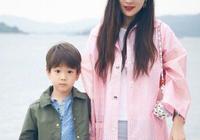 霍思燕杜江好會教育孩子,嗯哼比小時候可愛帥氣了
