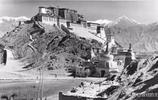 一組老照片:解放前的西藏,貴族少女、農奴、喇嘛、藏獒、布達拉宮