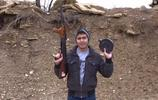 AK-47動作可靠 100發彈鼓