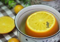 止咳神器——蒸橙子