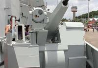 056型護衛艦的貼身護衛,口徑30毫米能遙控操作,彈殼可重複使用