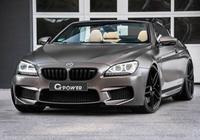 G-Power改裝寶馬M6敞篷車