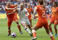 第4冠+12連勝!美國女足連滅4歐洲豪門成功衛冕,刷新世界盃紀錄