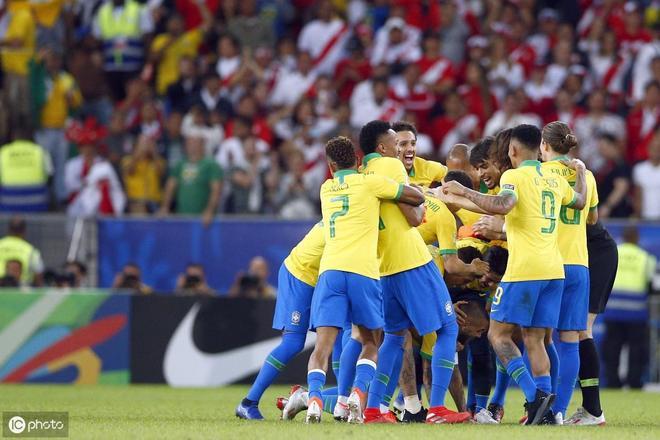 十二年後再捧杯,沒有內馬爾巴西依舊是南美霸主