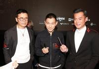 宣傳新片《掃毒2》,劉德華、古天樂、苗僑偉三大男神齊亮相
