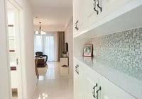 98平新房裝修,10萬家具家電全包,這樣的風格簡單大方,還省錢