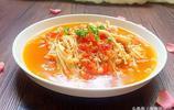 茄汁金針菇