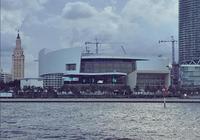 詹姆斯回邁阿密,經過熱火球館:許多美好回憶