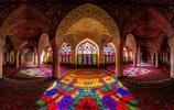 攝影 | 美麗的清真寺天花板