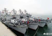 為什麼中國海軍4艘051級驅逐艦同時退役?這代表了中國海軍怎樣的發展水平?