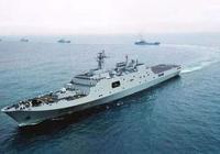 我國建造8艘排水量僅次於國產航母的軍艦,可起降艦載直升機