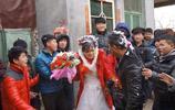 實拍:農村帥小夥,娶懷孕3個月的新娘,村裡人卻說孩子不是他的