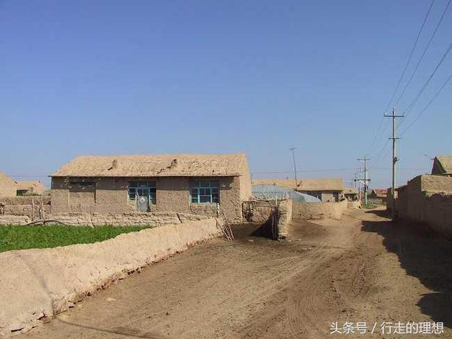 實拍內蒙古鄉下生活