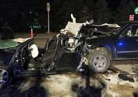 愛國者新秀朗格遭遇追尾車禍