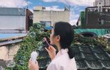 #今日女友#韓國美女最多整容模板小敏,女生頭像專業戶