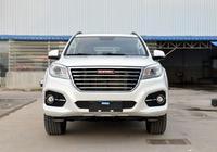 別老盯著漢蘭達,這3款中大型SUV霸氣,5座7座隨便選,最低才21萬