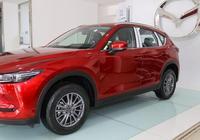 SUV也能談操控,顏值出眾還有魂動設計,18萬買CR-V不如買它