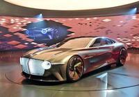 極致奢華,賓利發佈全新概念車,原來汽車還可以這樣設計