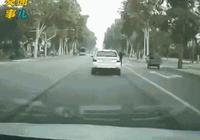 一組動圖警示你:路口如虎口 斑馬線前你減速禮讓了嗎?