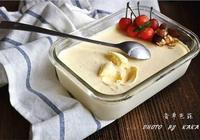 甜品——香草芭菲