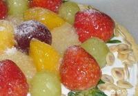 怎樣用水果做水果派?