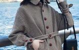建議大家:穿大衣不要配闊腿褲,醜!學下圖怎麼穿,洋氣又迷人
