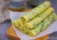 春天這樣做早餐餅,鮮香十足,不用和麵,幾步上桌,放涼了也很軟
