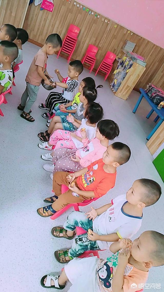 孩子上幼兒園,學校又換老師了,你會反對嗎?