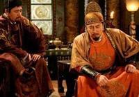 他曾經逼的唐太宗捂死小鳥,死後太宗為他廢朝五天