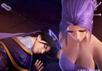 天行九歌赤練和紫女關係不一般,她們用的是同一把劍!